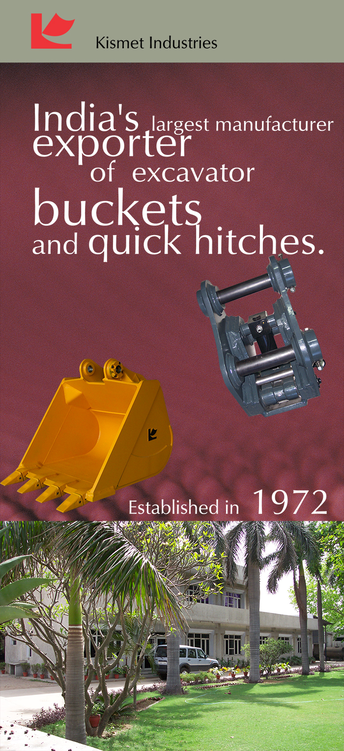 Kubota Ditch Cleaning Buckets | Kismet Industries Bucket