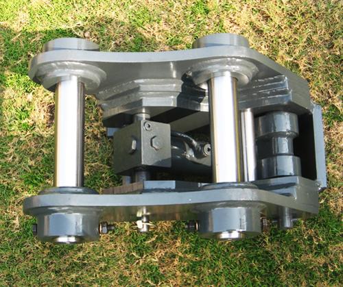 Hydraulic Coupler For Excavators Kismet Industries