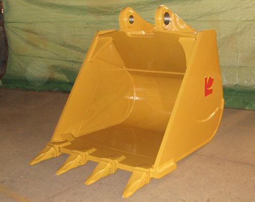 Pc 300 Crawler Excavator Kismet Industries Bucket