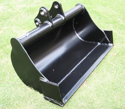 Mini Excavator Buckets | Kismet Industries Bucket Company